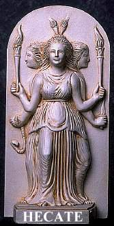 Image result for hecate greek mythology story