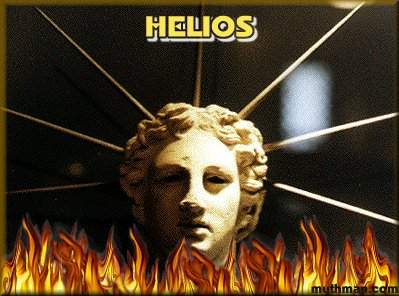 Helios, the Sun